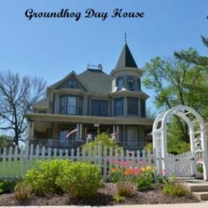 Groundhog Day Movie House
