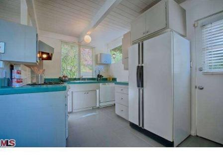 Jean Harlow estate cottage kitchen