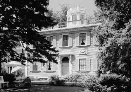 McCobb Spite House July 1960