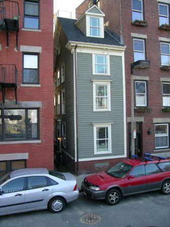 Skinny House Boston, MA