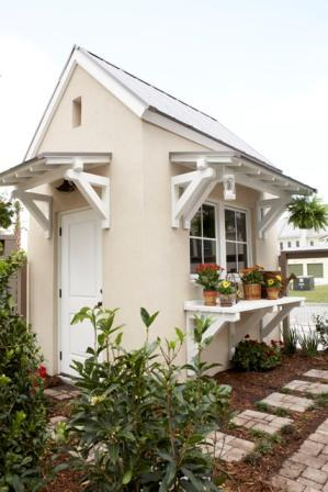 Southern Living Sugarberry Cottage Shed