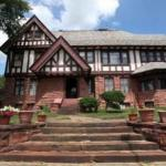 """Historic Tudor-style Iowa Mansion is """"Steal of the Week"""""""