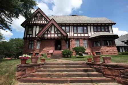 "Historic Tudor-style Iowa Mansion is ""Steal of the Week"""