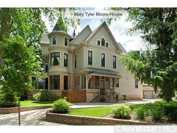 Mary Tyler Moore House In Minneapolis Mn For Sale