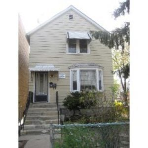 2156 North Tripp Avenue Chicago, IL