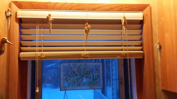 Christmas Angels On High - Christmas Decorating Home Tour