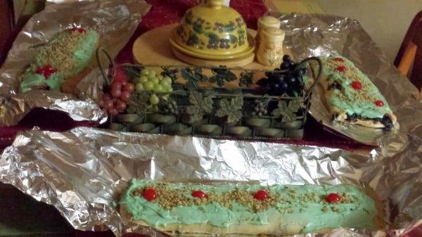 Poppyseed Coffee Cake