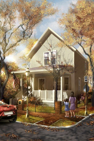 Walt Disney Birthplace home kickstarter campaign