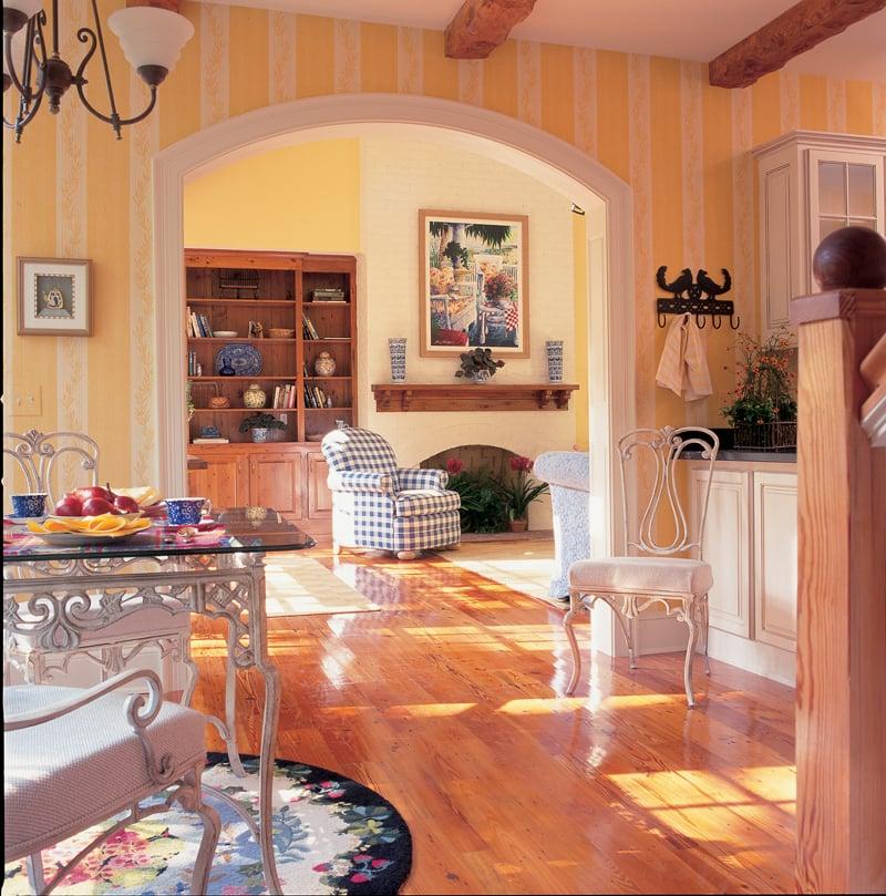 Houseplansandmore Plan 128D 0002 Kitchen1 8