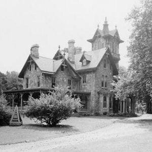 Glenloch aka Loch Aerie Mansion