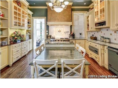 English Country Kitchen Victorian mansion 979,900