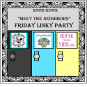 Getting To Know You on Meet The Neighbors Linkup