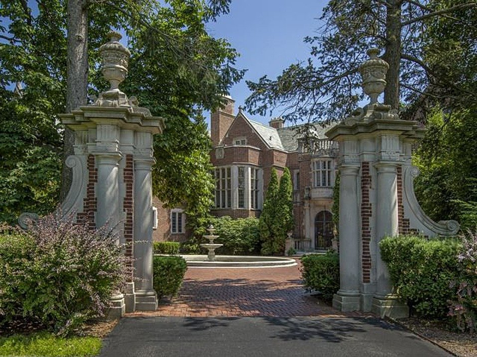 Real estate house talk sampler for Castle mansions for sale
