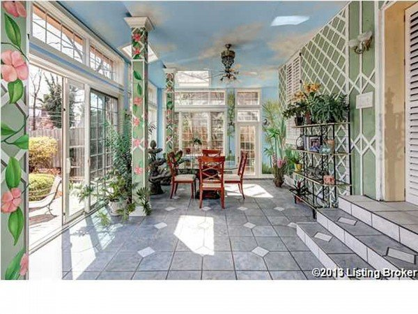 Sunroom Victorian Mansion for sale $979,900