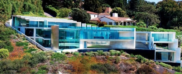 The Razor Residence