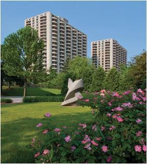 Wheaton Center Apartment