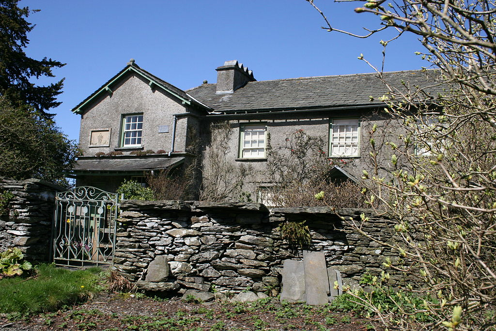 Beatrix Potter Hill Top House