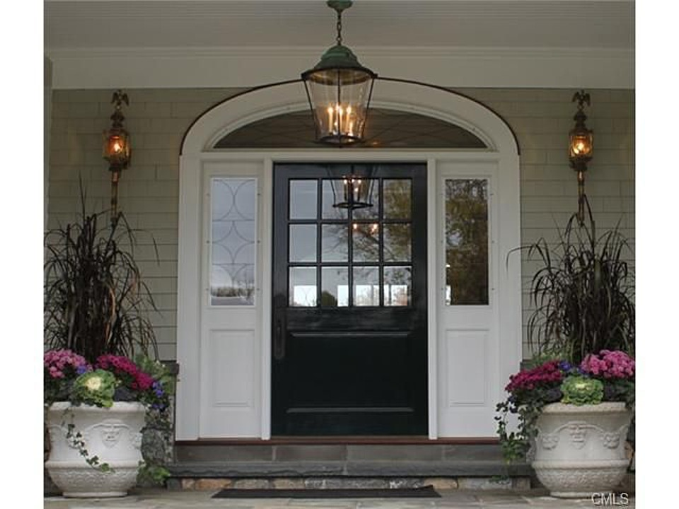 Cape cod mansion diamond baratta design for Cape cod front door