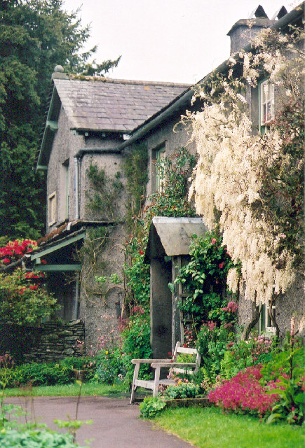 Where Beatrix Potter lived