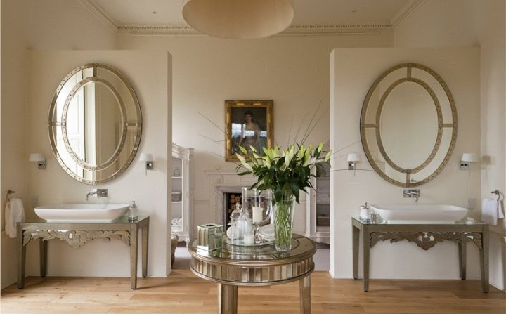 Howsham Hall bathroom