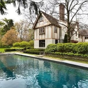 John Hughes house for sale pool
