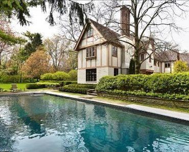 John Hughes house for sale pool