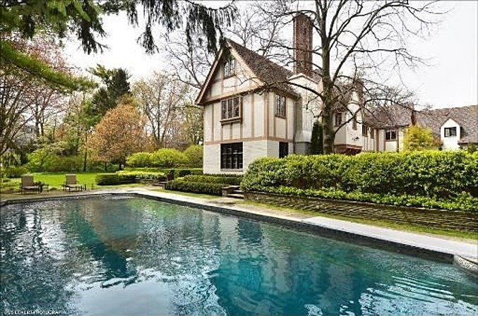 John Hughes former home in Lake Forest