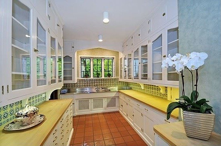 John Hughes house kitchen for sale Coldwell Banker