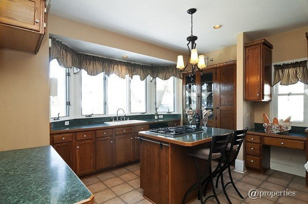 Little Victorian Kitchen with large window 408 North Ave Waukegan IL