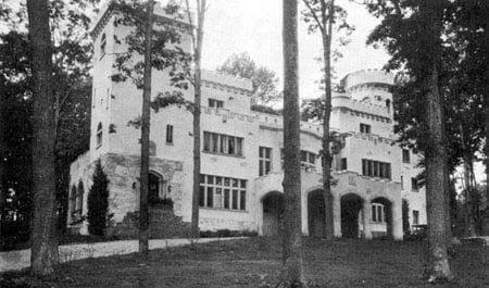 Rossdhu Castle