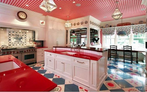kitchen designed by Diamond Baratta