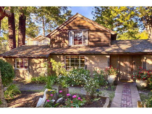 A Vintage Cottage 24571 Guadalupe St. Carmel CA