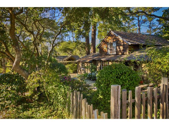 A Vintage Cottage 24571 Guadalupe St Carmel CA