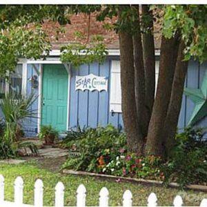 Blue Star Cottage exterior