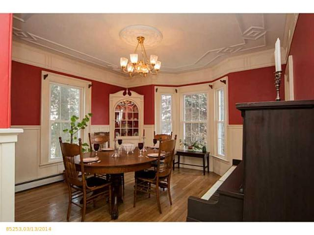Dining Room 348 Washington St Bath ME