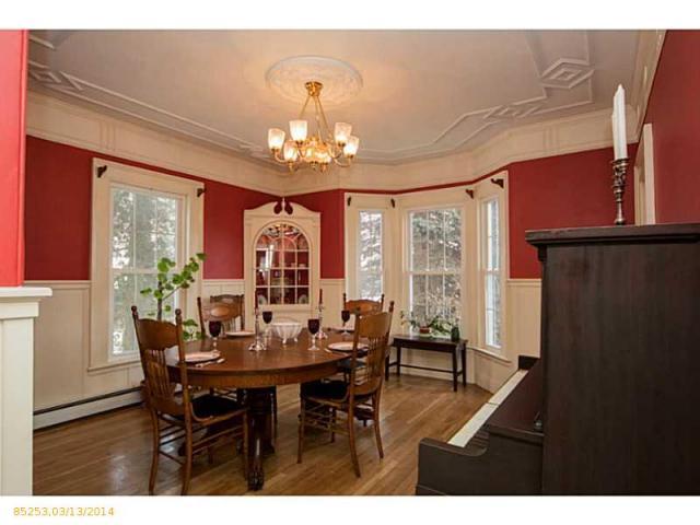 Dining Room 348 Washington St Bath ME
