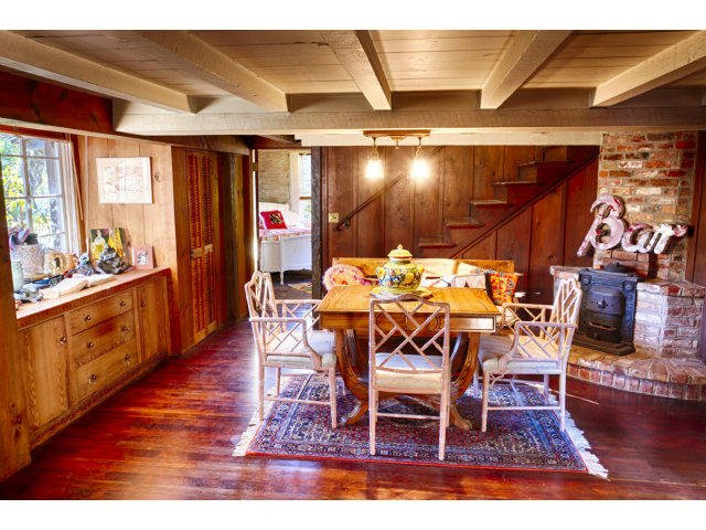 A Vintage Cottage - Dining rm 24571 Guadalupe St Carmel CA