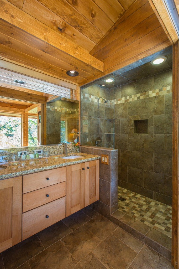 ESCAPE Canoe Bay Bathroom