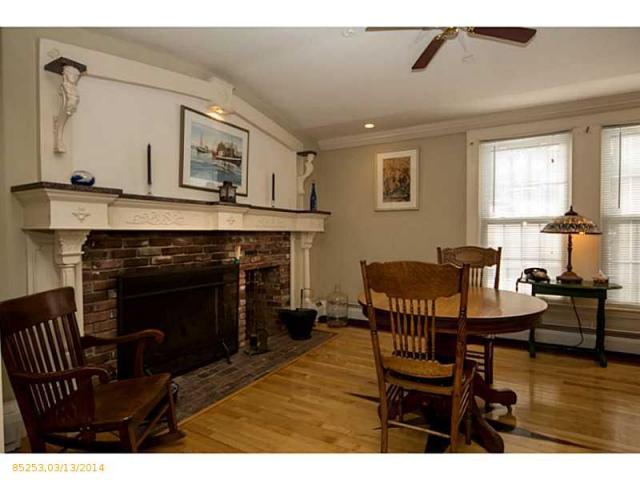Fireplace 348 Washington St Bath ME for sale