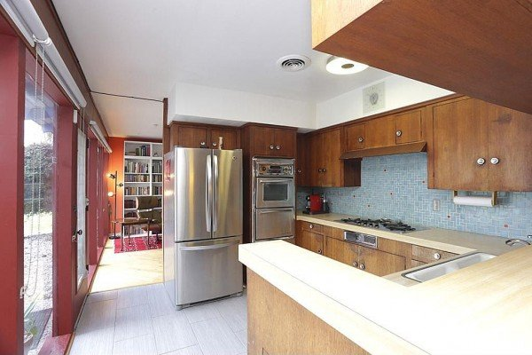 Kitchen 9307 McAvory Dr Houston TX for sale