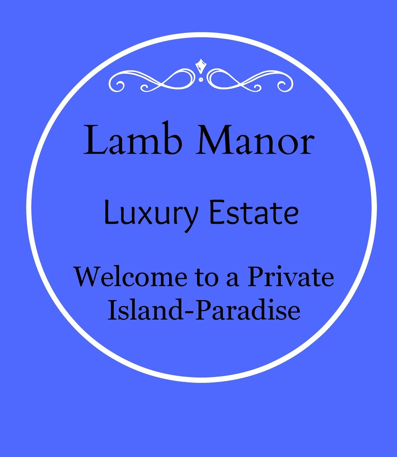 Lamb Manor For Sale