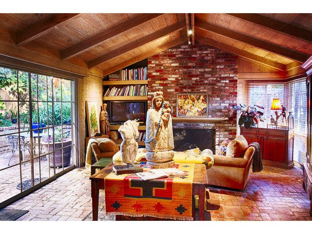 Living room 24571 Guadalupe St Carmel CA