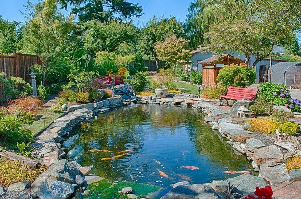 Pond 1927 Historic Home Bellingham WA