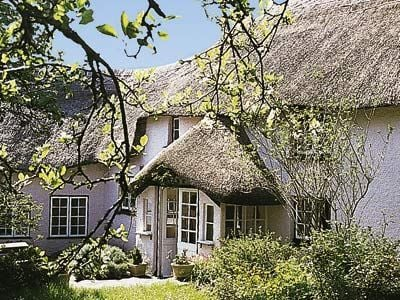 English Country Cottage - The Thatch Cottage