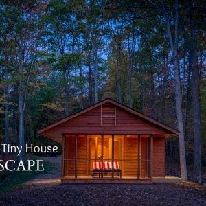 Tiny House ESCAPE Canoe Bay 2