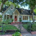 Updated 1920s Historic Jewel Houston Texas For Sale
