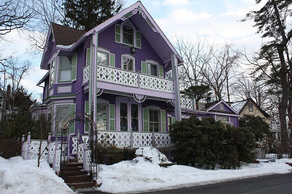 Historic Victorian For Sale - 8 Simpson Ave Parsippany NJ