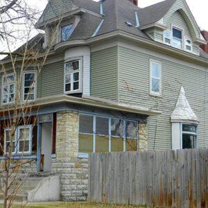 Healy House 2320 Colfax Avenue