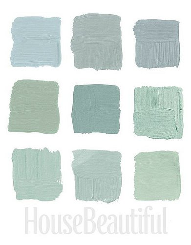 Designer Grays paint colors