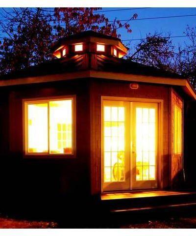 Octobie Yurt Cabin